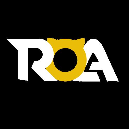 ROA Schrift
